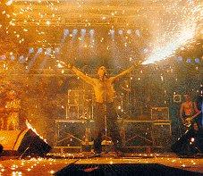 Ramms+ein's Explosive Concerts